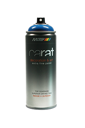 Carat Traffic blue 400ml