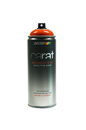 Carat Traffic orange 400ml