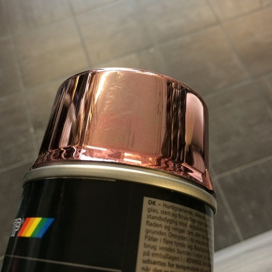 Carat effects chrome Copper 400ml