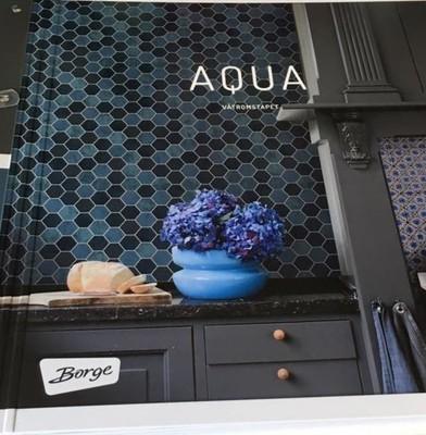 Tapet Aqua
