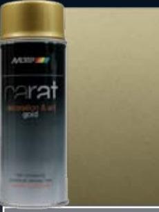 Carat Gold 400ml
