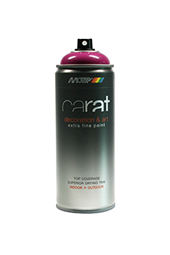 Carat Traffic purple 400ml