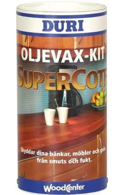 Oljevoks kit Supercote 0,25l