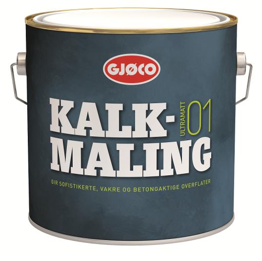 Kalkmaling 2,7L