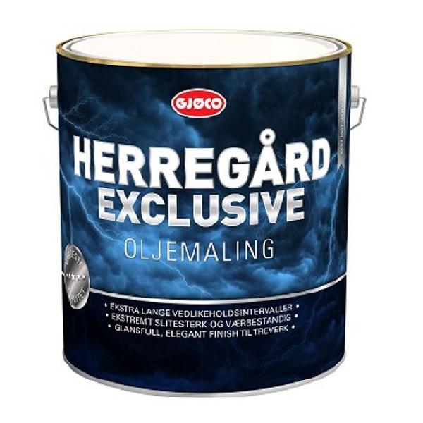Herregård Exclusive Olje 10L