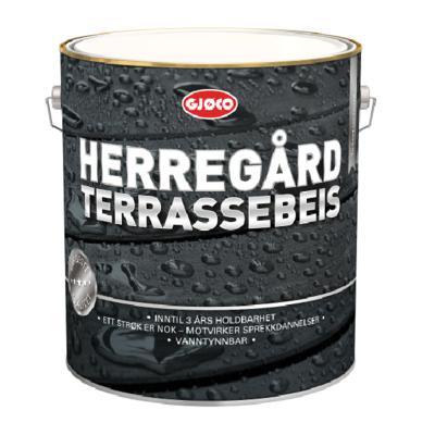 Herregård Terrassebeis 10L