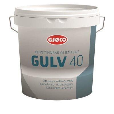 Gulv 40 Vanntynnet 2,7L