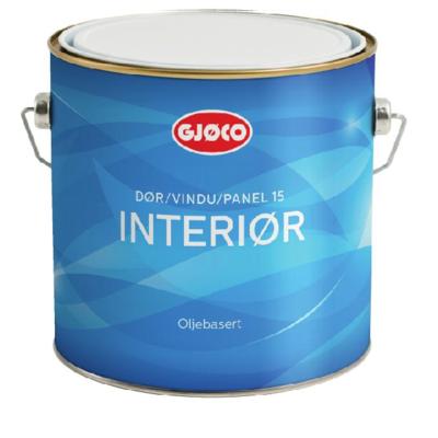 Interiør 15 Olje 2,7L