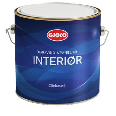 Interiør 40 Olje 2,7L