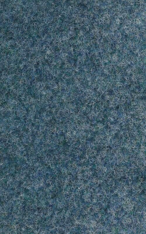 Filt Gress blå 2-4m bredde