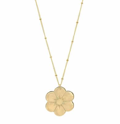 Dazey Flower Necklace