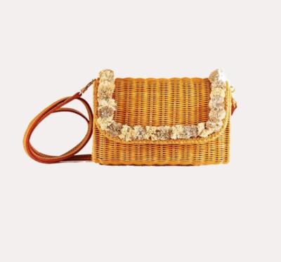 Cecilia Wicker Bag
