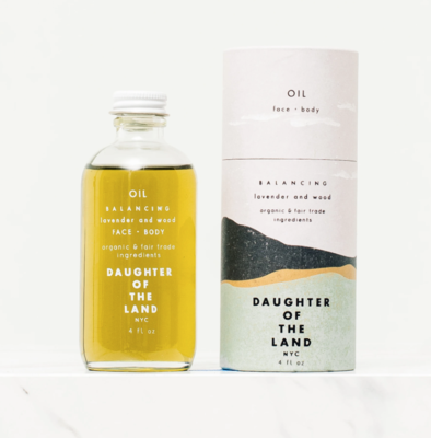 Balancing Face & Body Oil