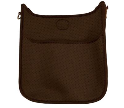 Perforated Coffee Neoprene Bag/No Strap