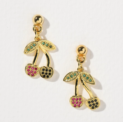 The Cherry Earring