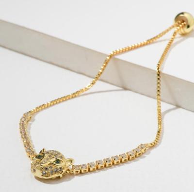 The Feline Bracelet