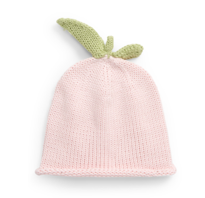 Pink Pea Hat