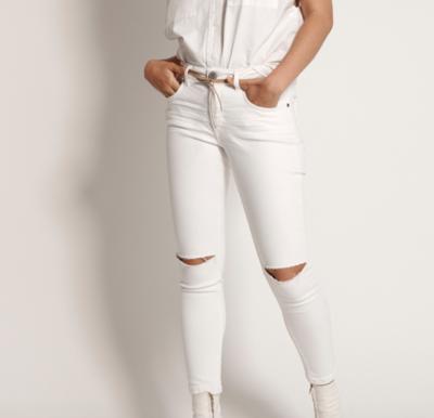Freebirds II High-Waist Skinny Jean