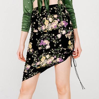 Molly Drawstring Skirt