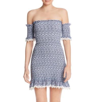 Indigo Flirtini Dress