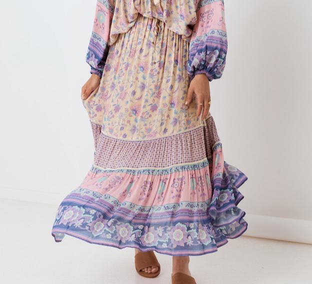 Portobello Road Maxi Skirt