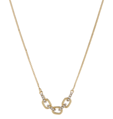 The Blair Chain Charm Necklace
