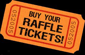Raffle Ticket for $500 Aquage Basket