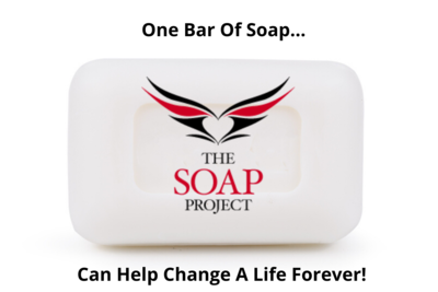 Donate A Bar of Soap to The SOAP Project
