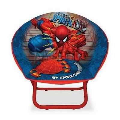 Spiderman Mini Saucer Chair