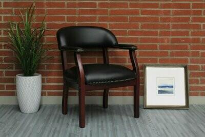 Captains Chair, Black