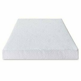 Olee Sleep 9 Inch I-gel Multi Layered Memory Foam Matress 09FM01Q