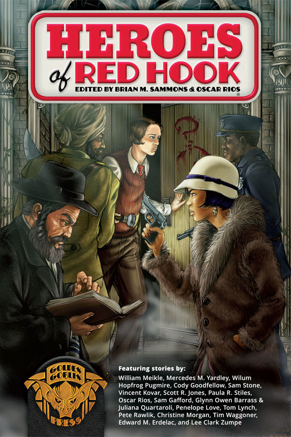 Heroes of Red Hook - Softcover GGP1602-softcover