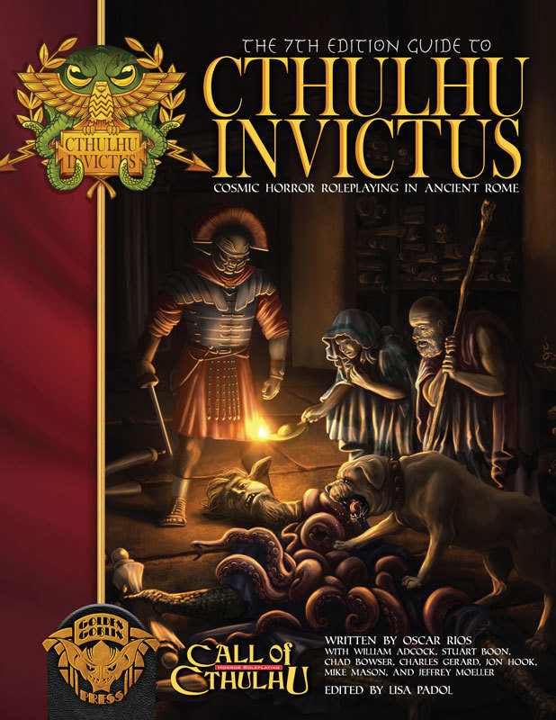 The 7th Edition Guide to Cthulhu Invictus - Digital Format