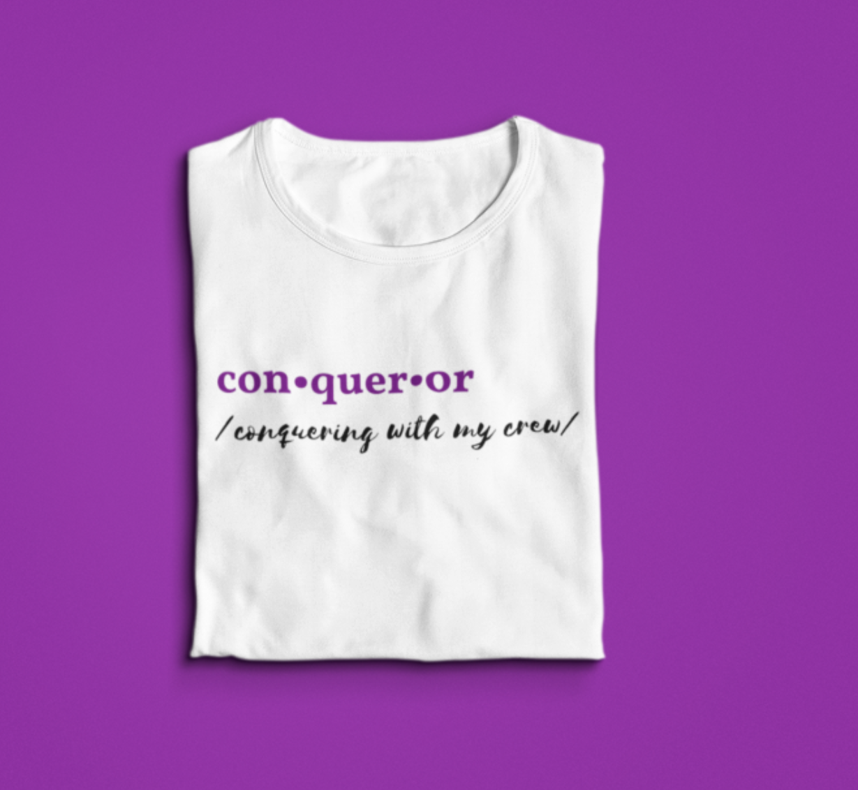 Conqueror T-Shirt
