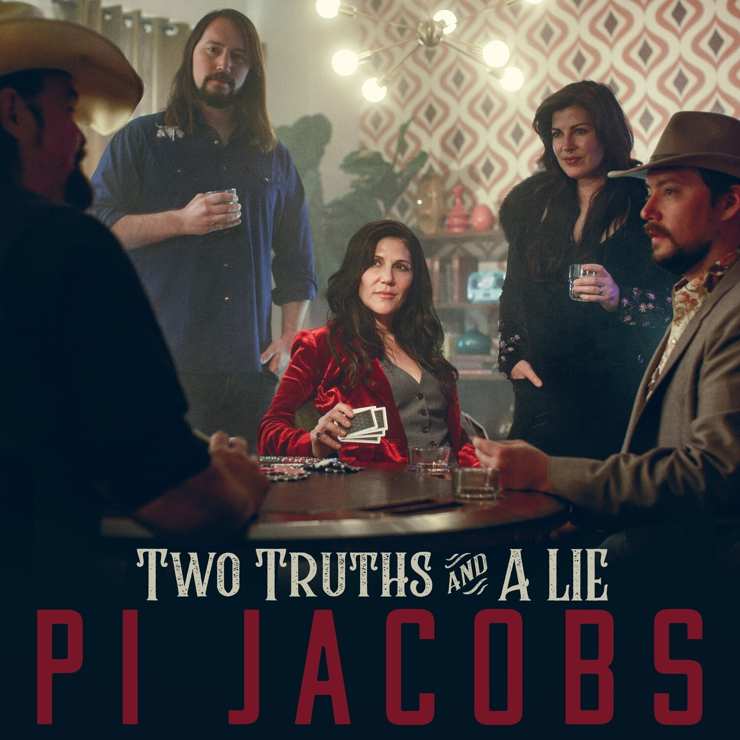 Pi Jacobs - Two Truths And A Lie