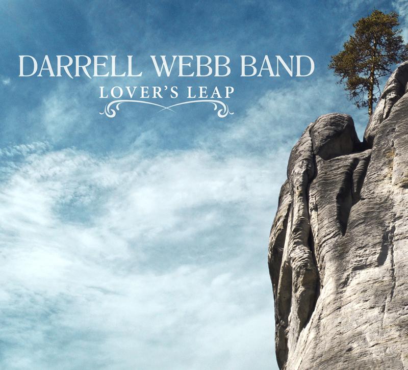 Darrell Webb Band - Lover's Leap 799666642784