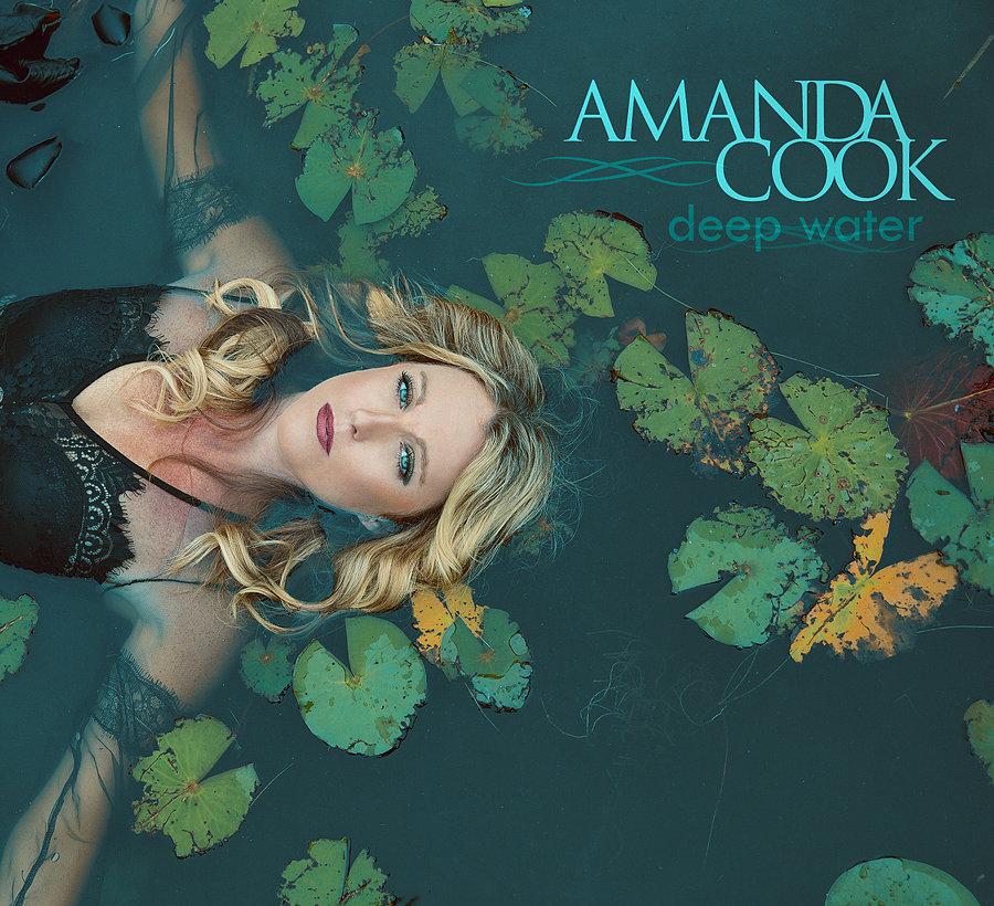 Amanda Cook - Deep Water (ships 11/2/17) 799666642913
