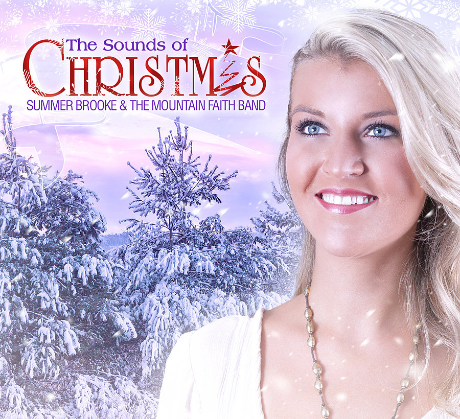 Summer Brooke and Mountain Faith - The Sounds of Christmas (CD) 00059