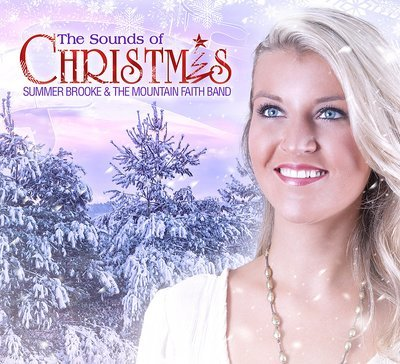 Summer Brooke and Mountain Faith - The Sounds of Christmas (CD)