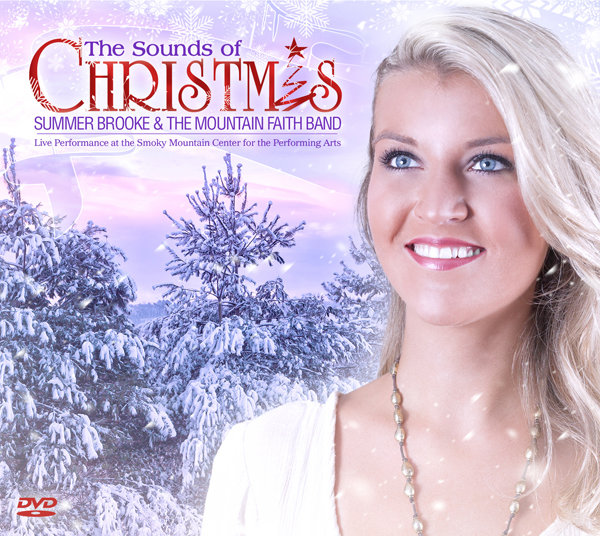 Summer Brooke and Mountain Faith - The Sounds of Christmas (DVD)