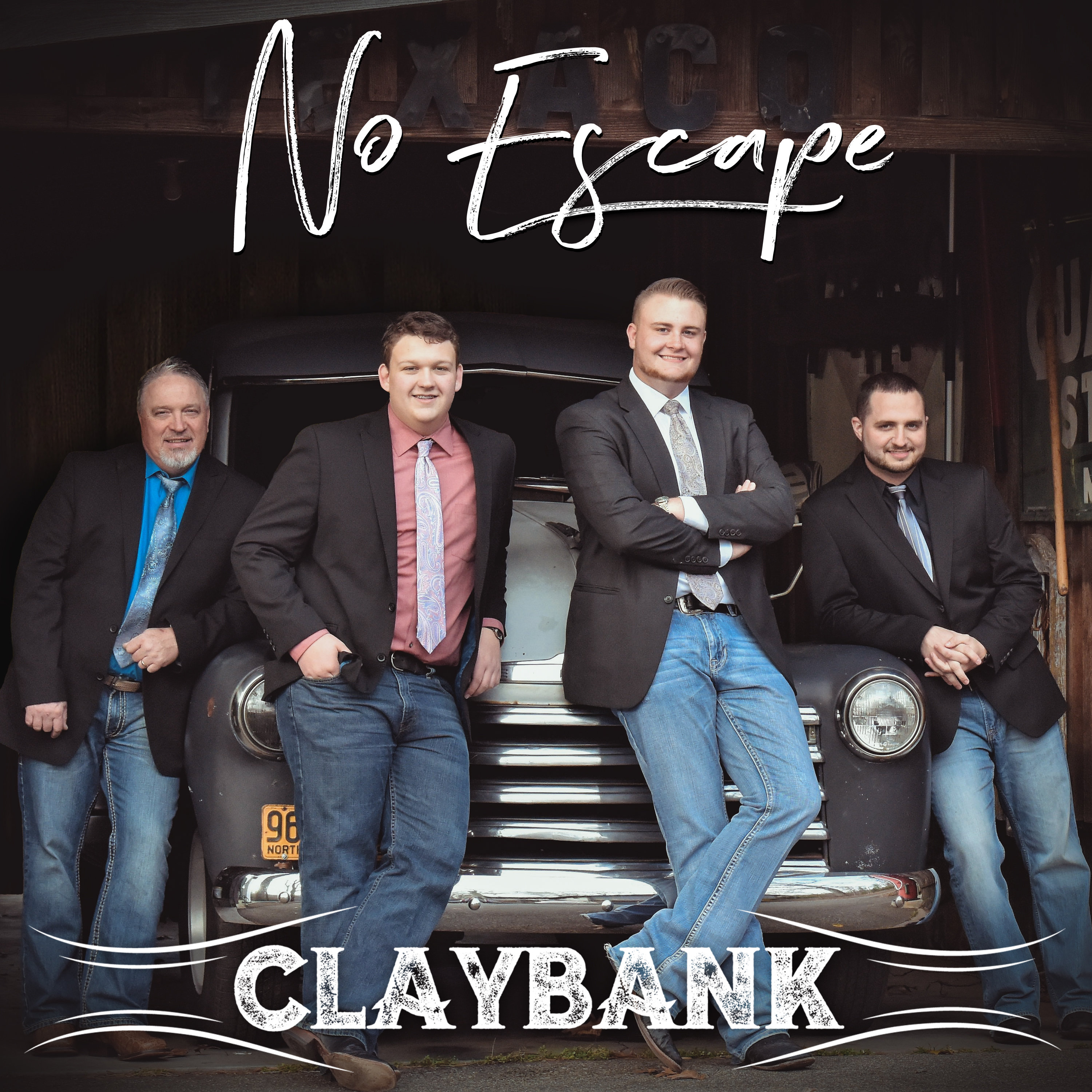 ClayBank - No Escape - Ships 4/27/18 7996666