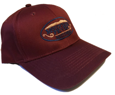 Mountain Fever Cap- Maroon