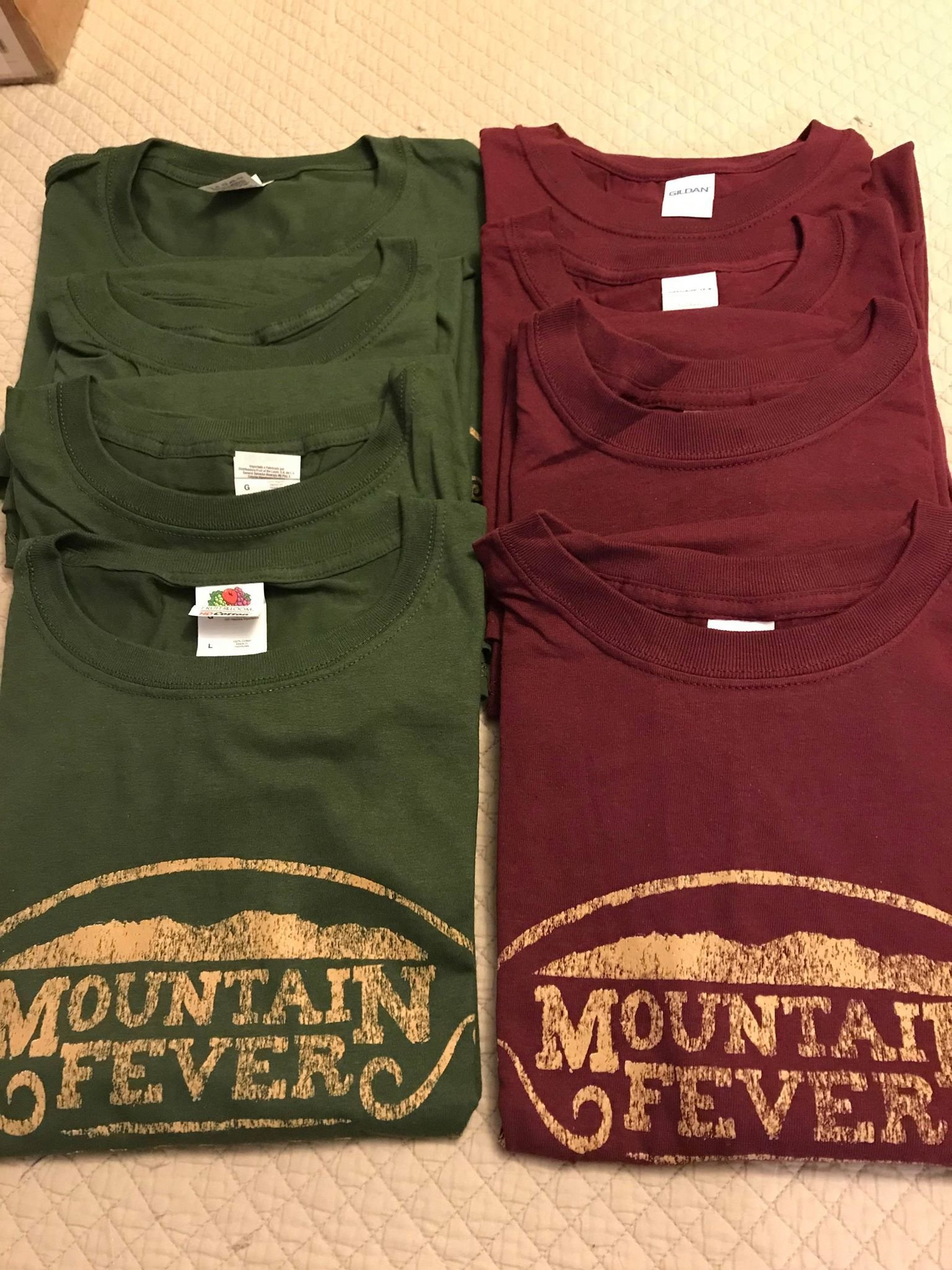 Men's Short Sleeve TShirt - Military Green 00064