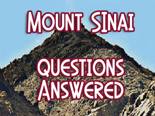Questions Answered: Mount Sinai