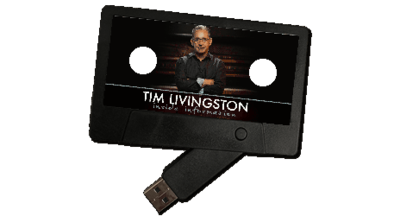 Inside Information - USB Drive - Collector's Edition (cassette style)