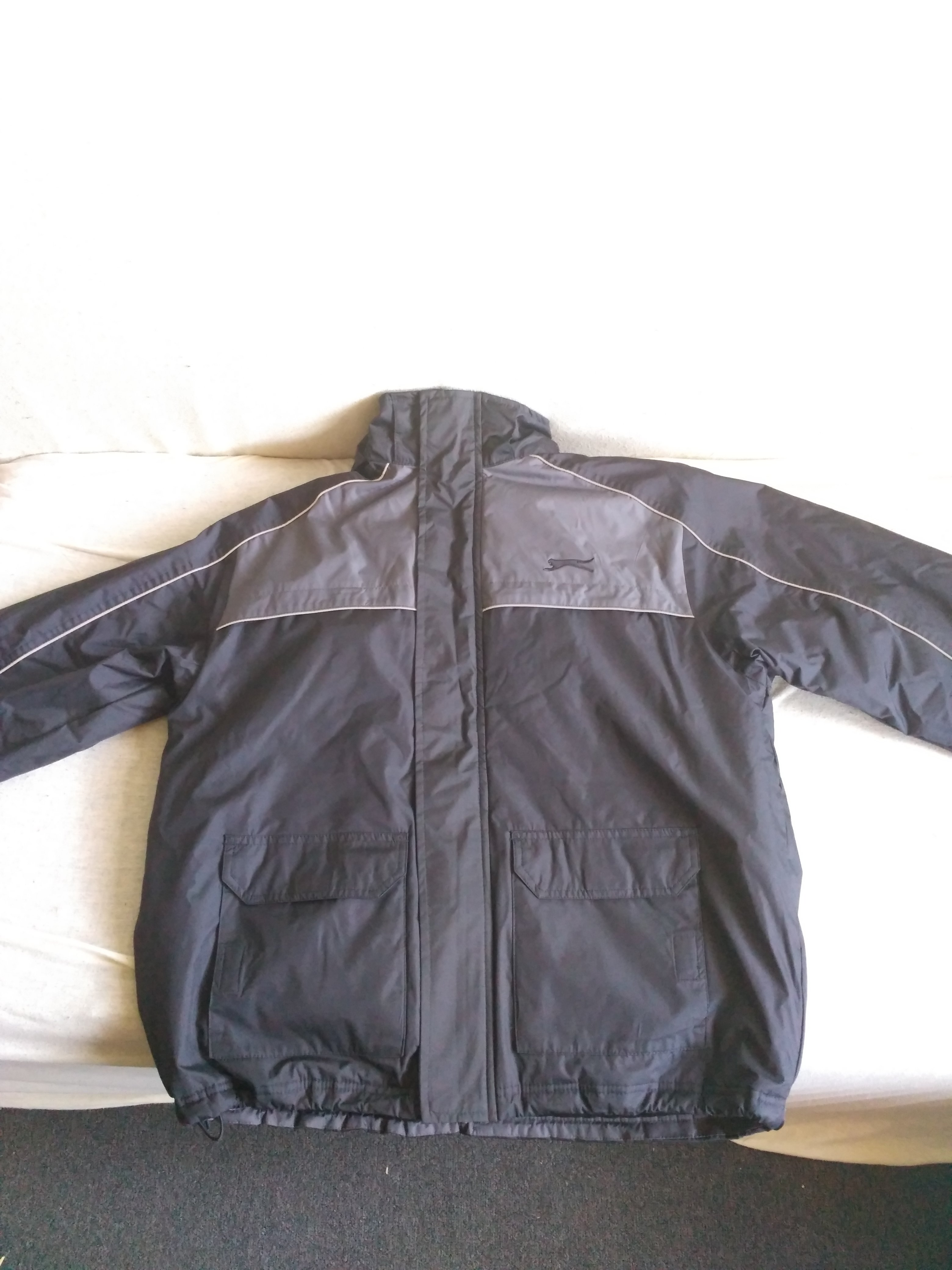 Hanorac Slazenger Panel Jaket Mens 00025