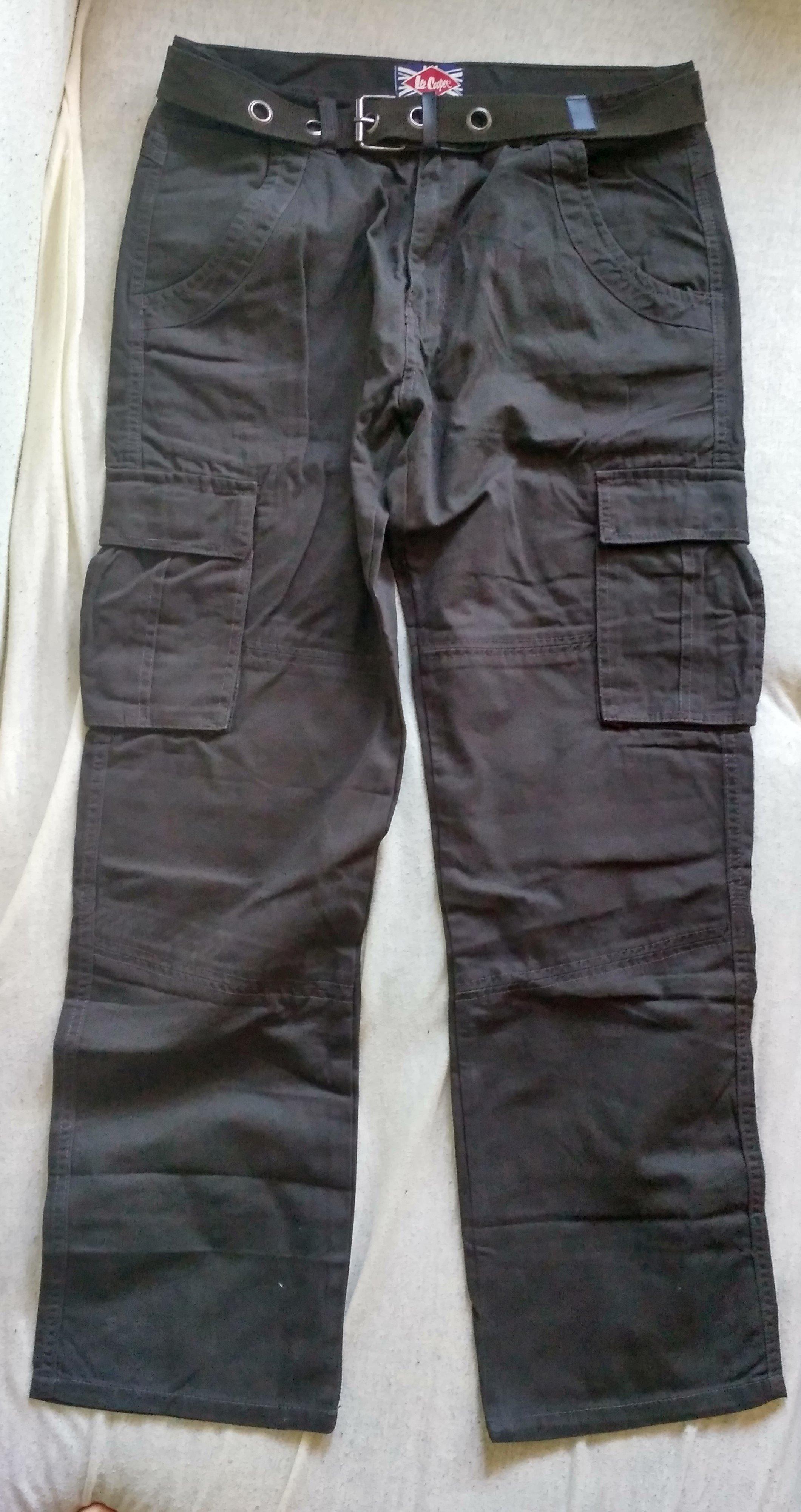 Pantaloni Cargo Lee Cooper 00055