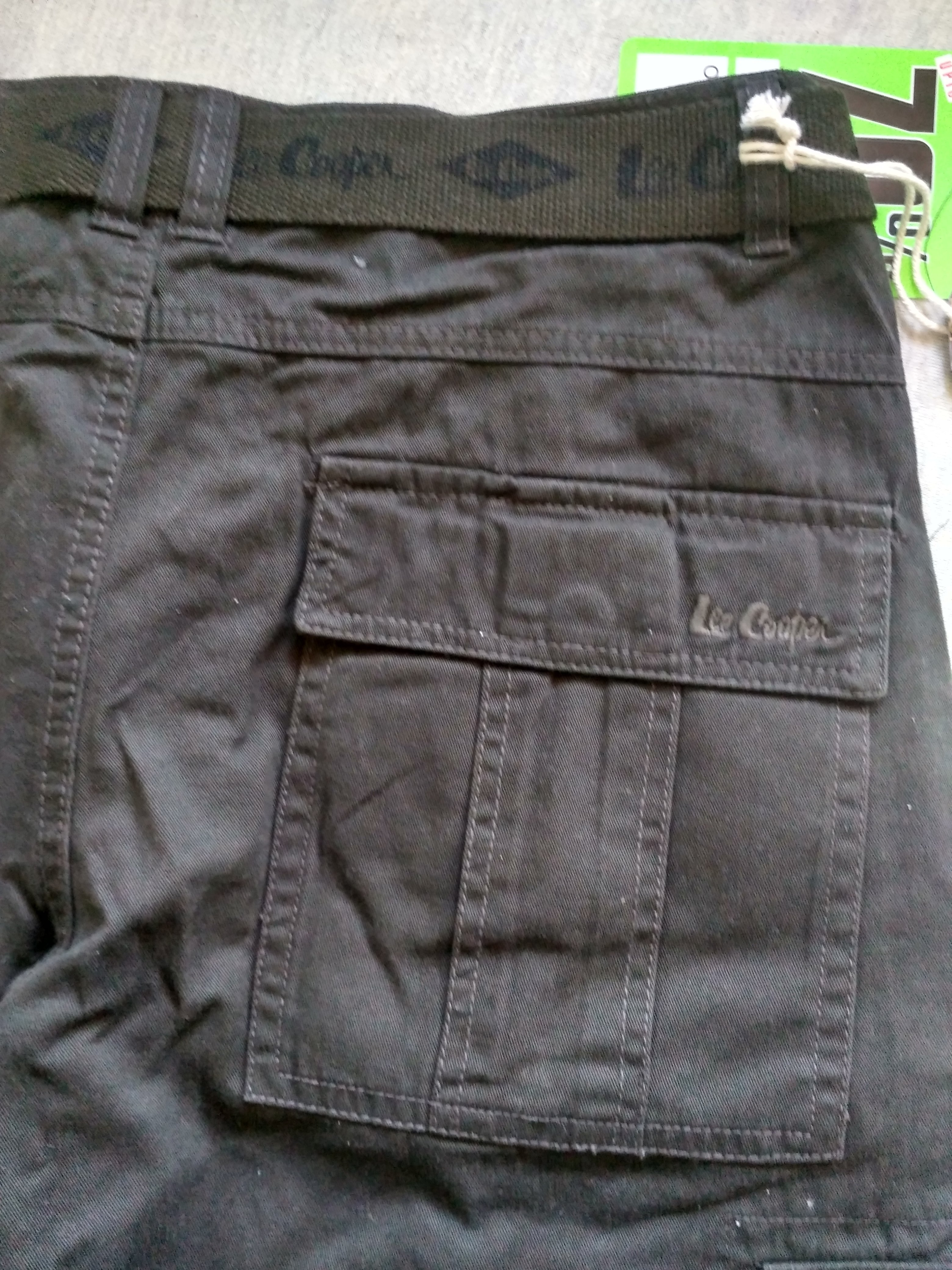 Pantaloni Cargo Lee Cooper