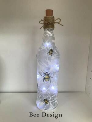 Light Up Bottles