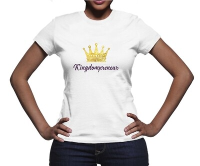 Kingdompreneur w/Crown
